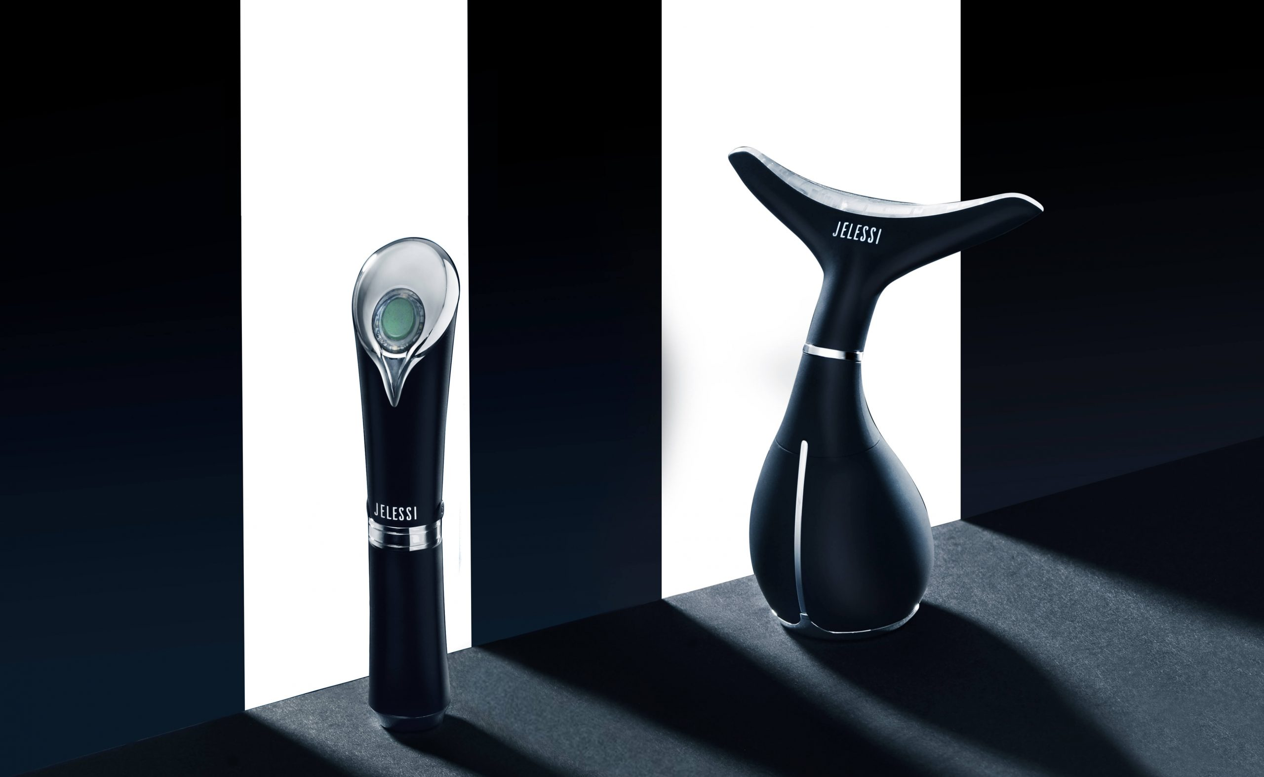 LED skincare devices for circulation boost