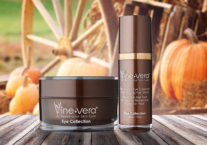 Vine Vera Resveratrol Eye Collection