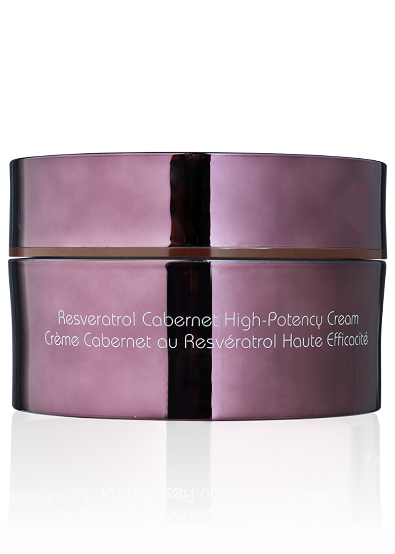 back view of Cabernet High-Potency Cream