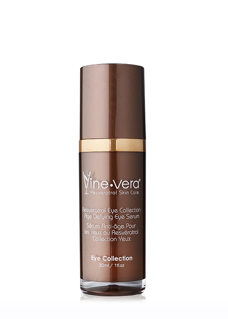 Resveratrol Eye Collection Age Defying Eye Serum Vine Vera