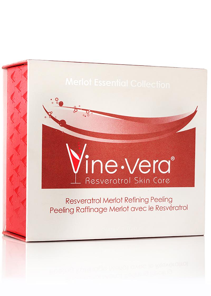 Vine Vera Resveratrol Refining Peeling in its case
