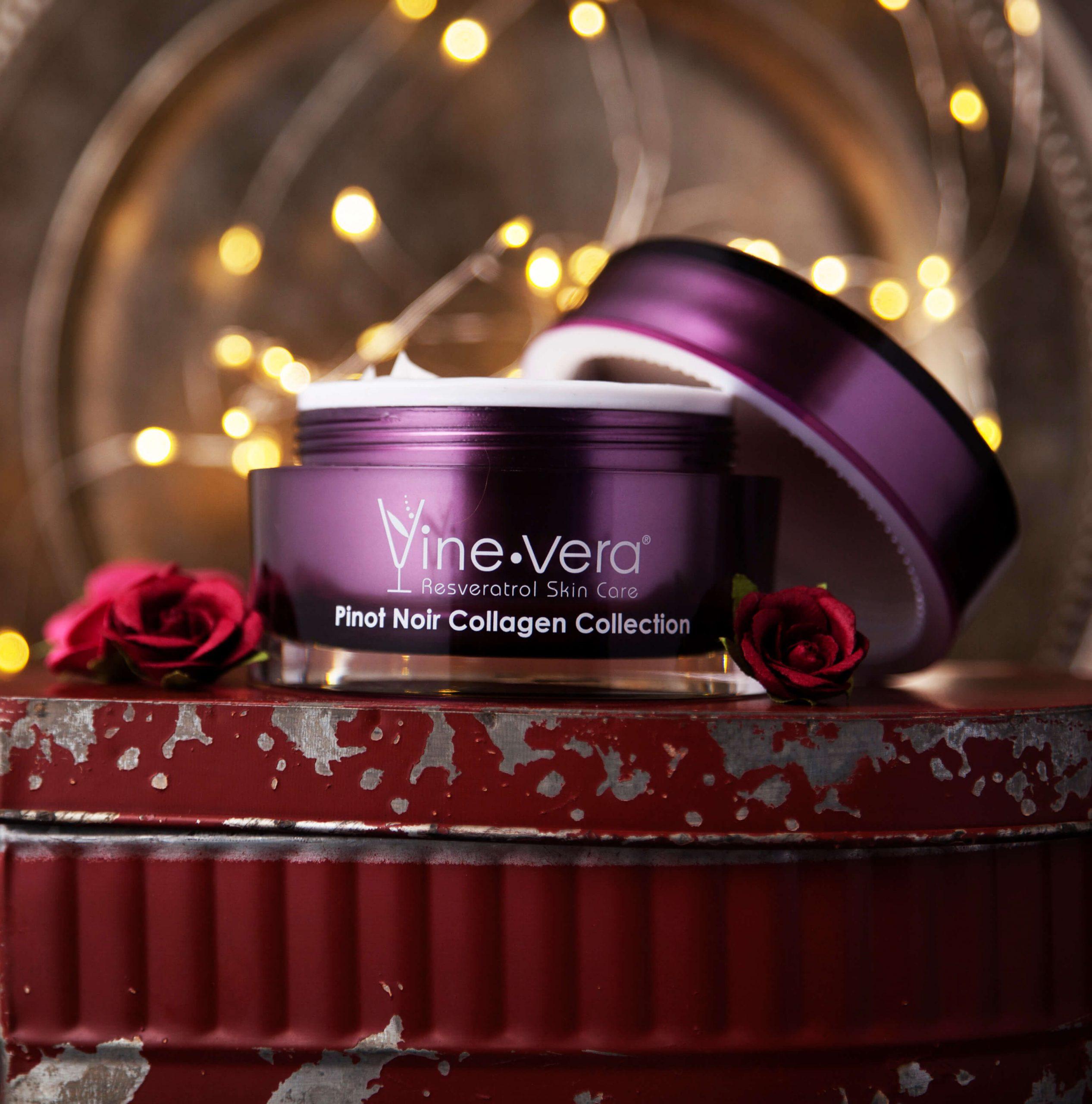 Vine Vera Skincare for fall