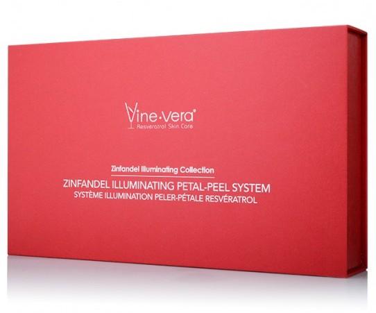 Vine Vera Zinfandel Illuminating Petal-Peel System
