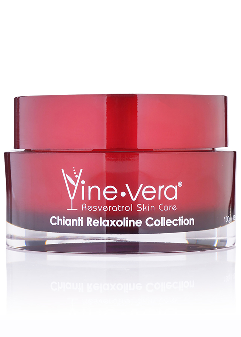 Resveratrol Chianti Thermic Mask